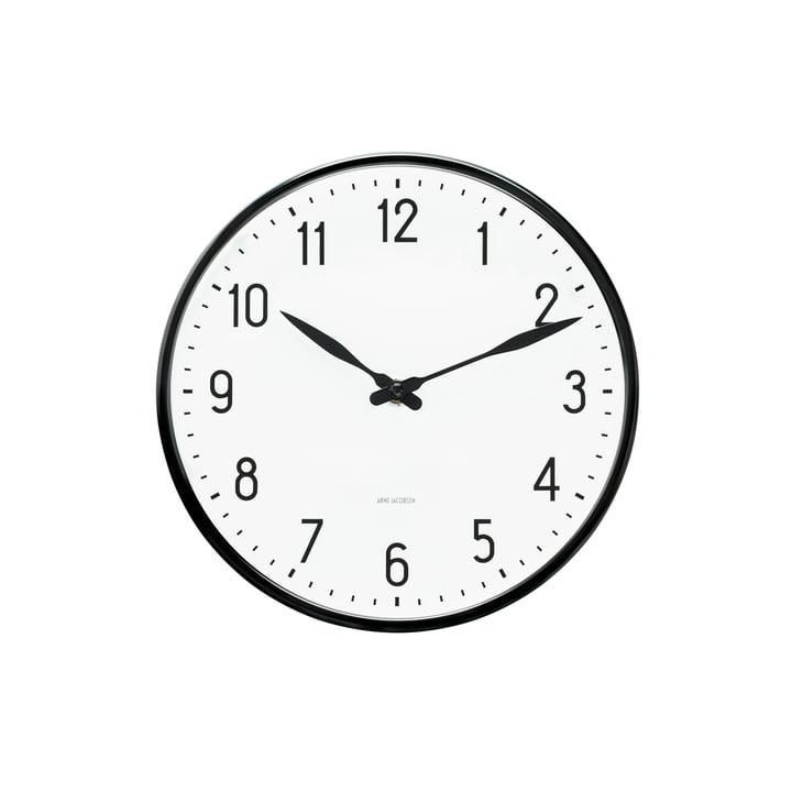Rosendahl Timepieces - Horloge murale AJ Station, Ø21cm
