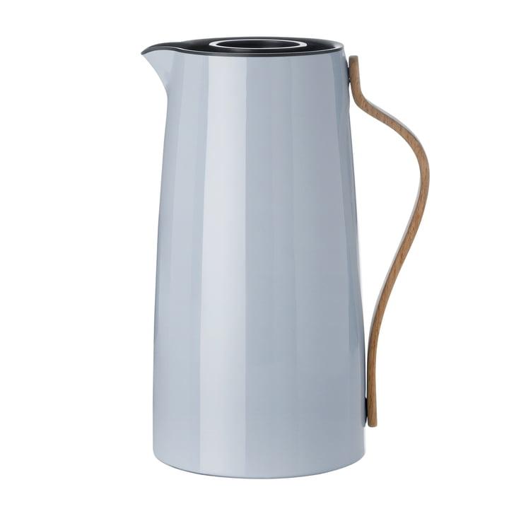 Stelton - Emma cafétière isotherme, 1,2 l, bleu clair