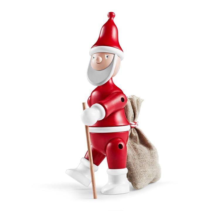 Kay Bojesen - Père Noël - sur le côté