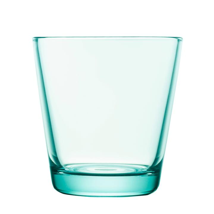 Iittala - Kartio verre, vert d'eau