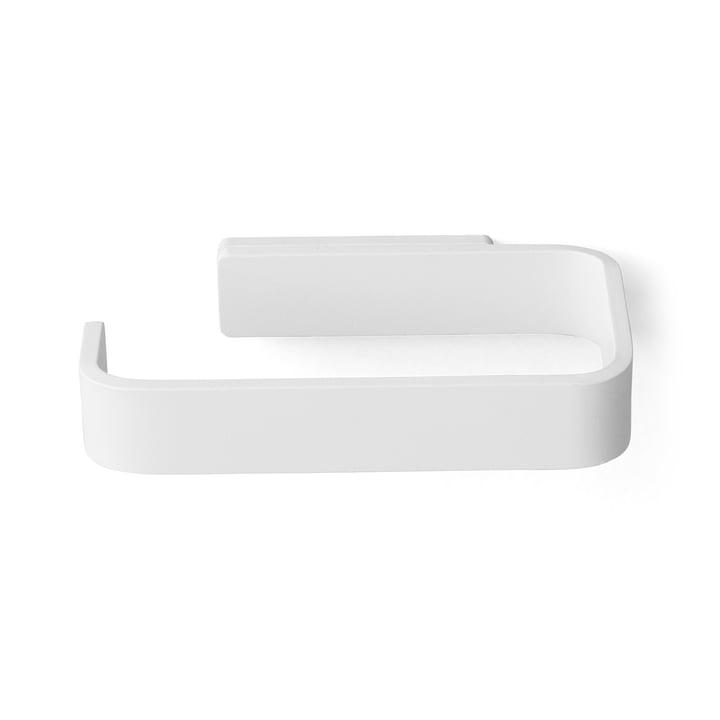 Porte-papier hygiénique de Menu en blanc
