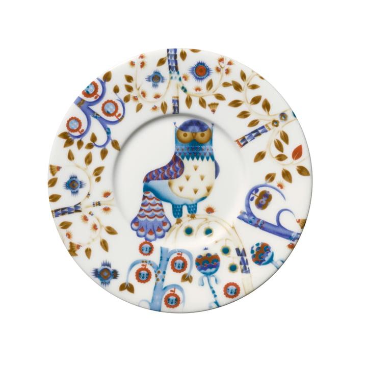 Iittala - Taika - blanche - soucoupe à café, Ø 15 cm