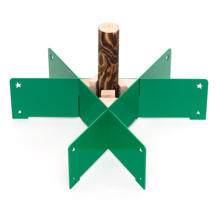 Keilbach design - Pied de sapin Halleluja, vert