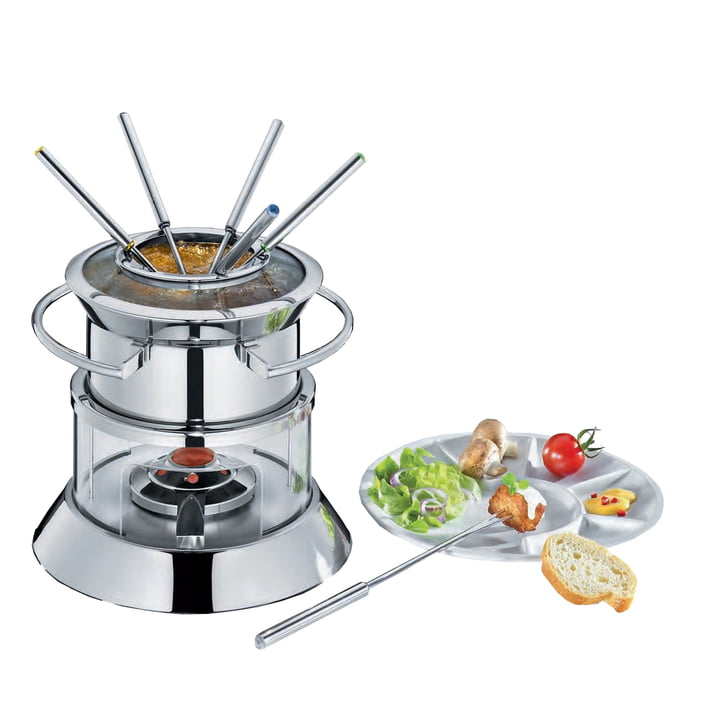 Photo catalogue : Spring - Set Fondue Arosa - Garniture