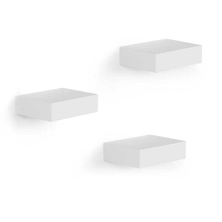 Umbra - Showcase, blanc
