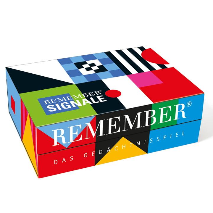 Remember - Jeux de mémoire, Signale - Boîte
