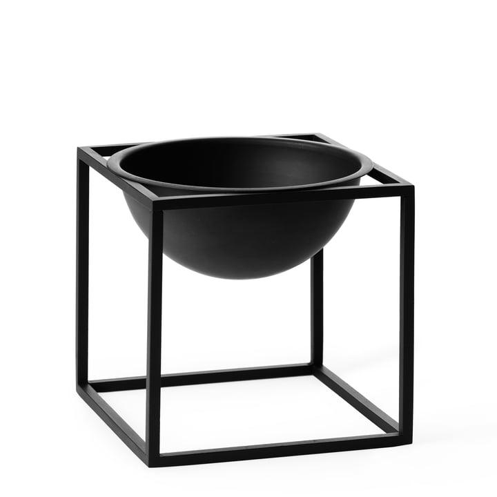 by Lassen - Kubus Bowl, petit, noir
