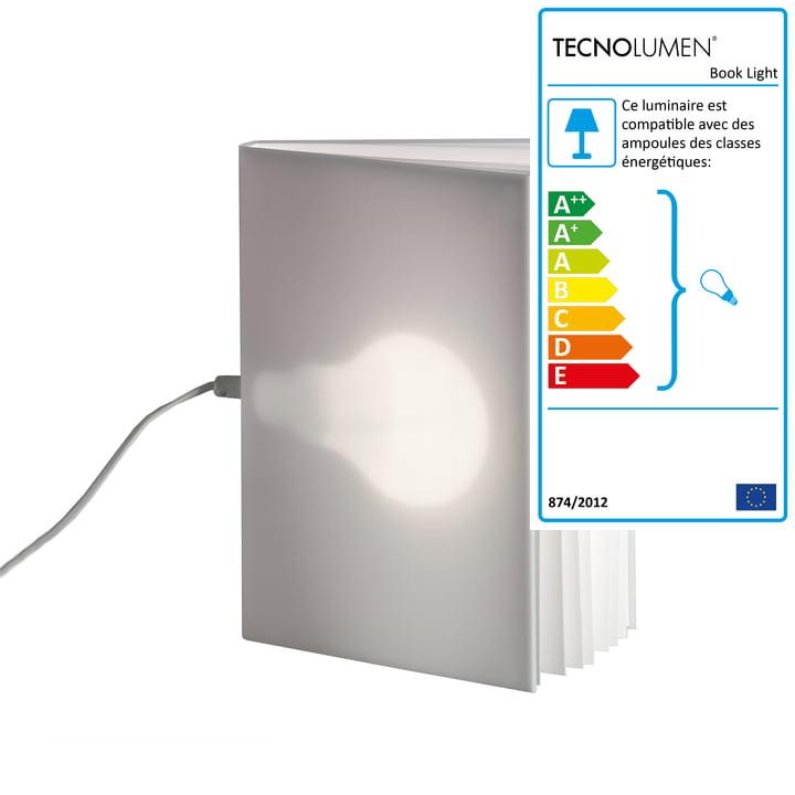Tecnolumen - Lampe de table Book Light