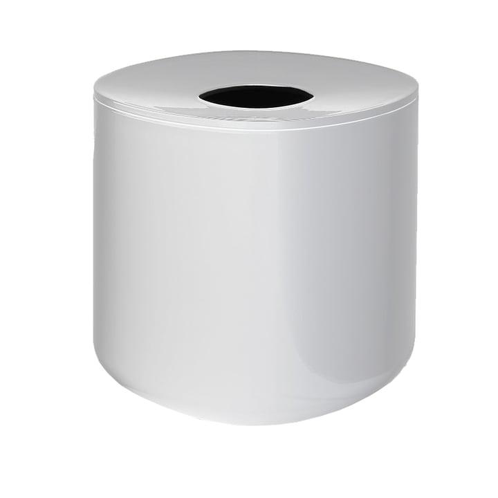 Alessi - Boîte à mouchoirs Birillo PL15, blanc