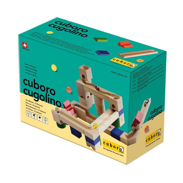 Cuboro - Emballage de la boîte de base Cugolino
