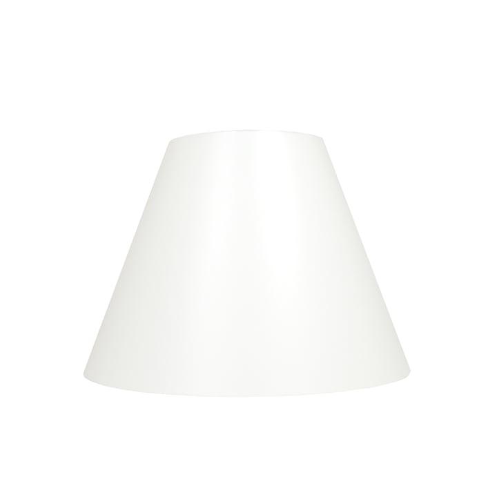 Luceplan - Abat-jour D13pi/1/4 pour la lampe Costanzina, blanc