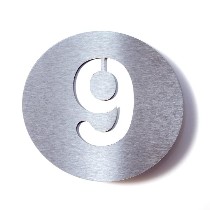 Numéro de maison9 de Radius Design