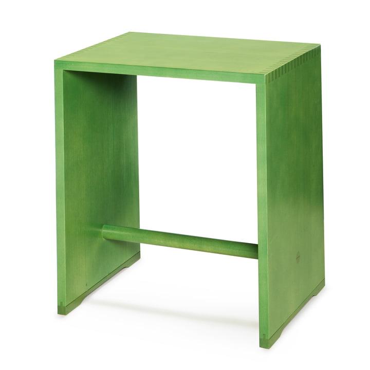 wb form - Ulmer Hocker, vert pomme