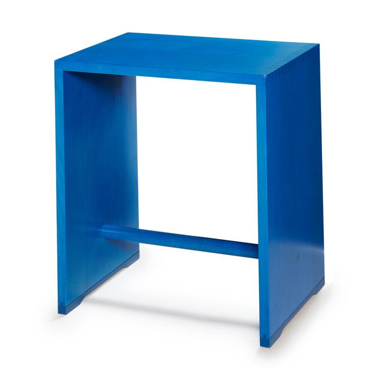 wb form - Ulmer Hocker, bleu foncé