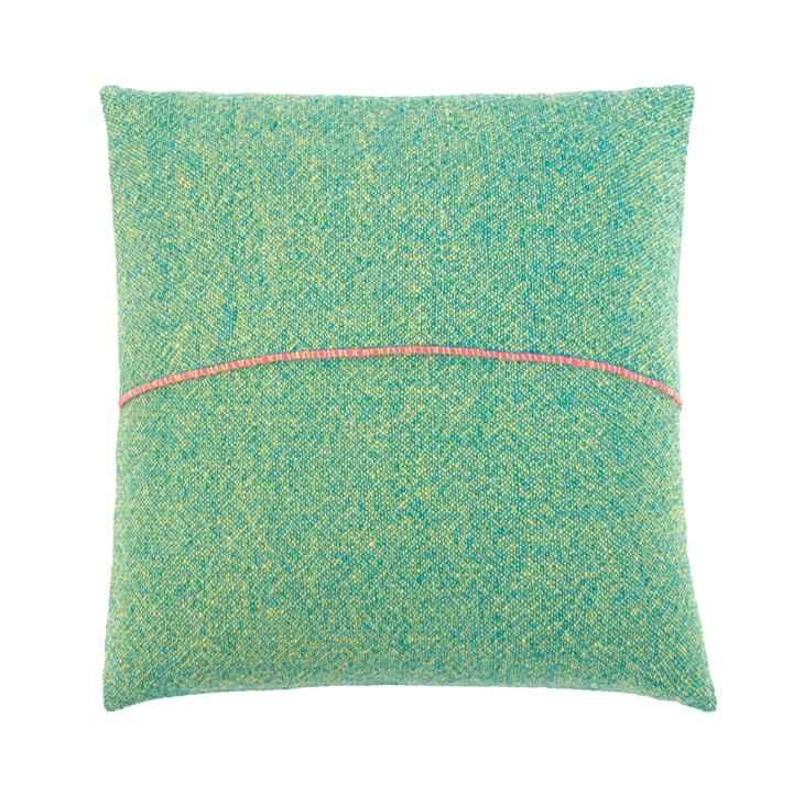 Zuzunaga - coussin, vert 50 x 50 cm