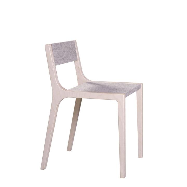 Sirch - Chaise pour enfant Sibis Sepp, gris