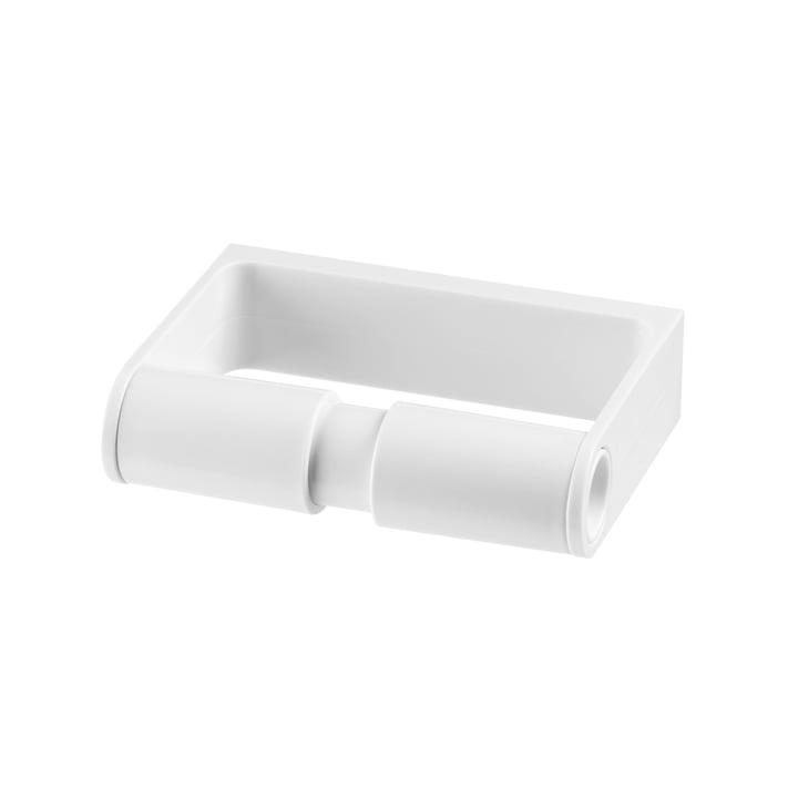 Authentics - Distributeur de papier toilette Lunar, blanc