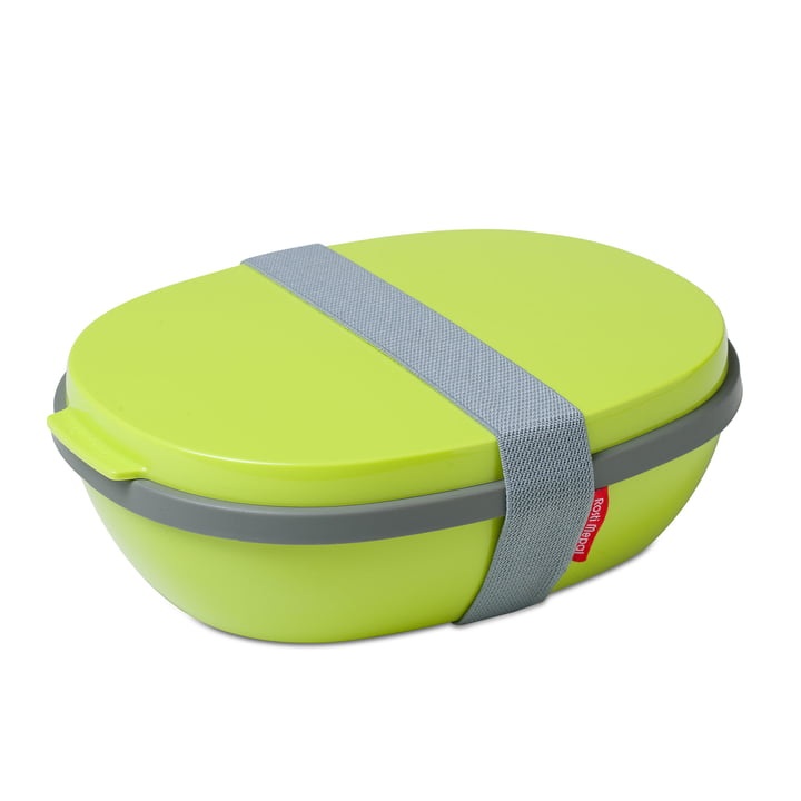Lunchbox To Go Elipse, lime par Rosti Mepal