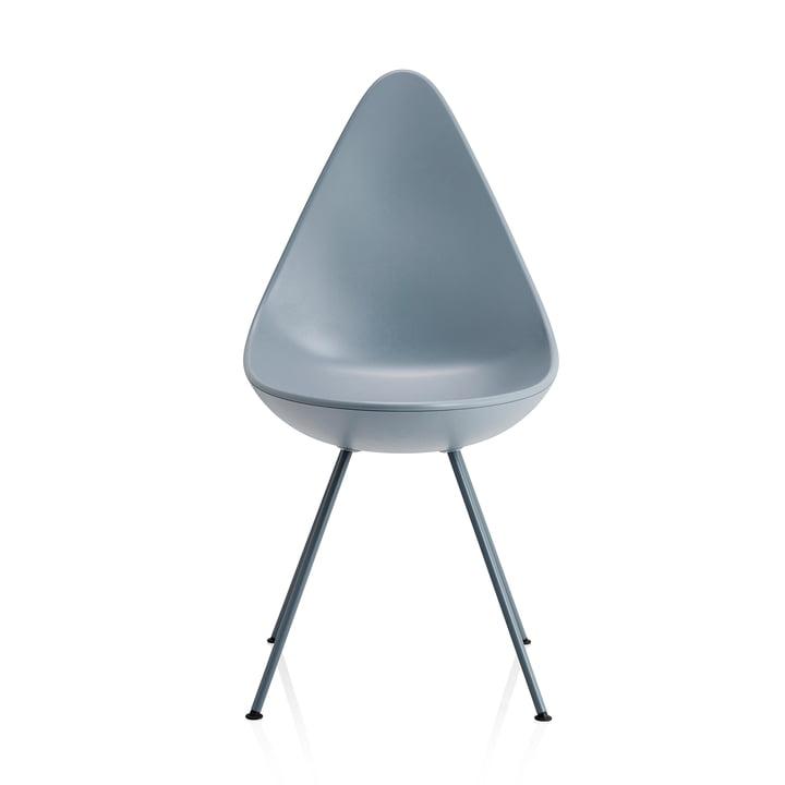 Fritz Hansen - Drop Chaise, bleu tempête
