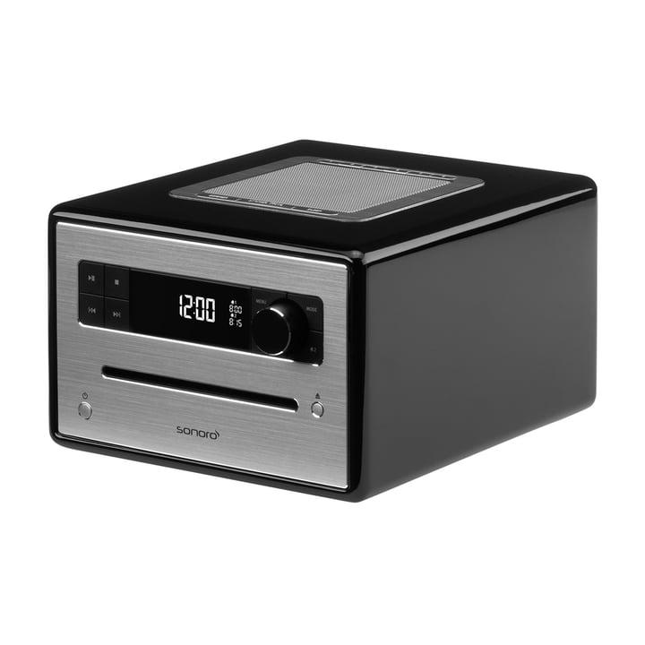 Sonoro - CD, noir