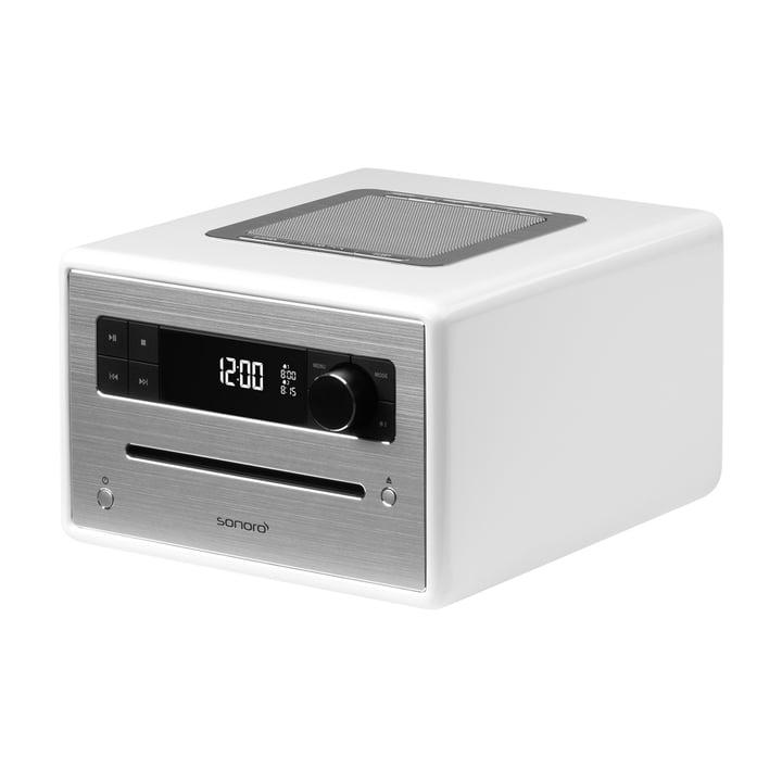 Sonoro - CD, blanc