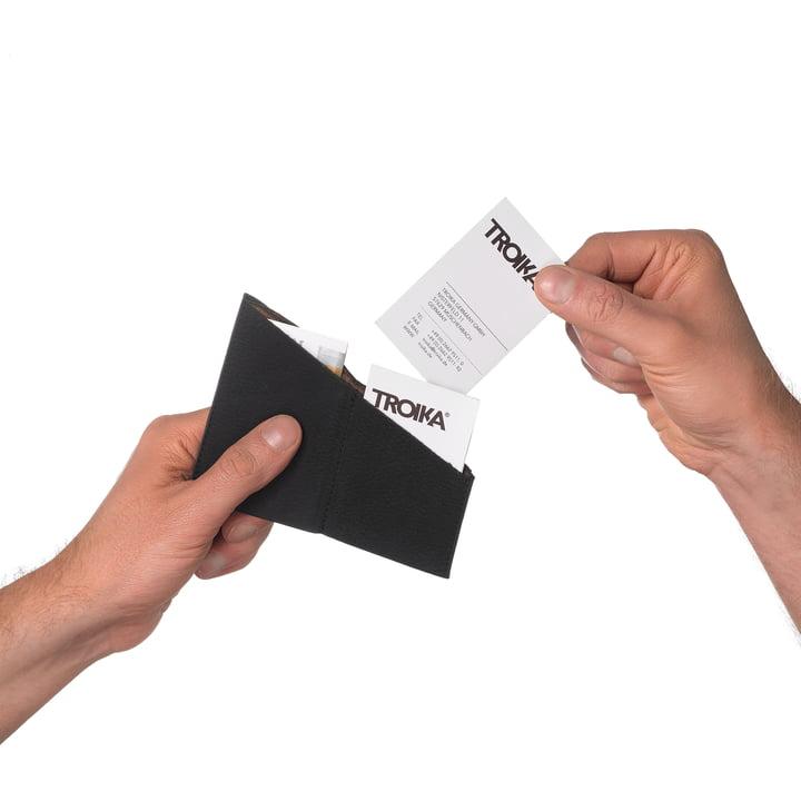 Élégant étui pour cartes de visite