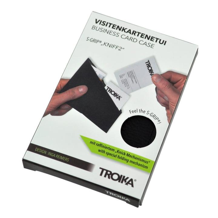 Emballage pour étui pour cartes de visite Kniff2