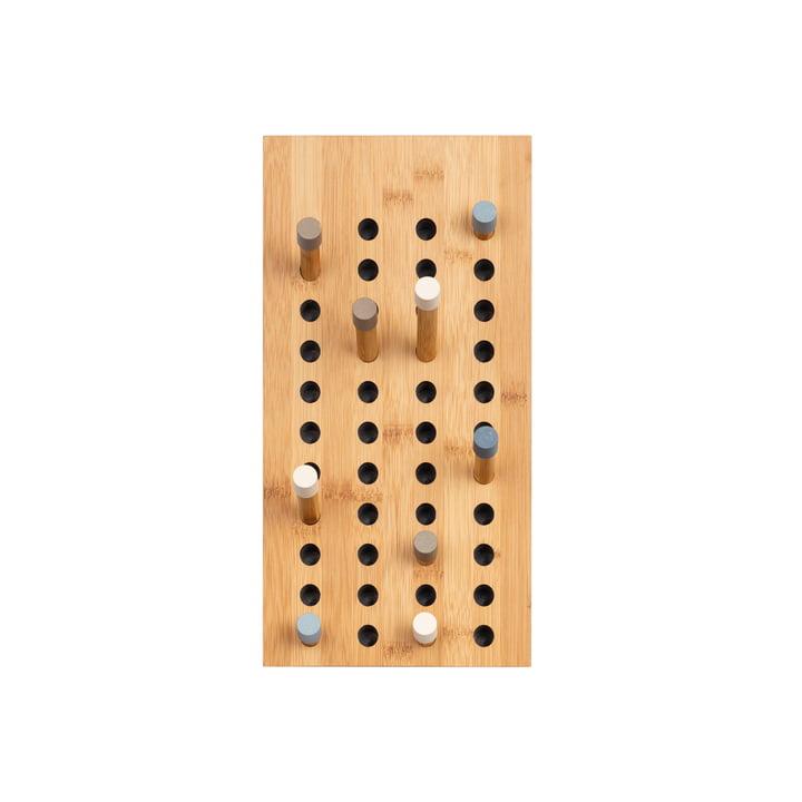 Nous faisons du bois - Armoire tableau d'affichage petit modèle, bambou naturel