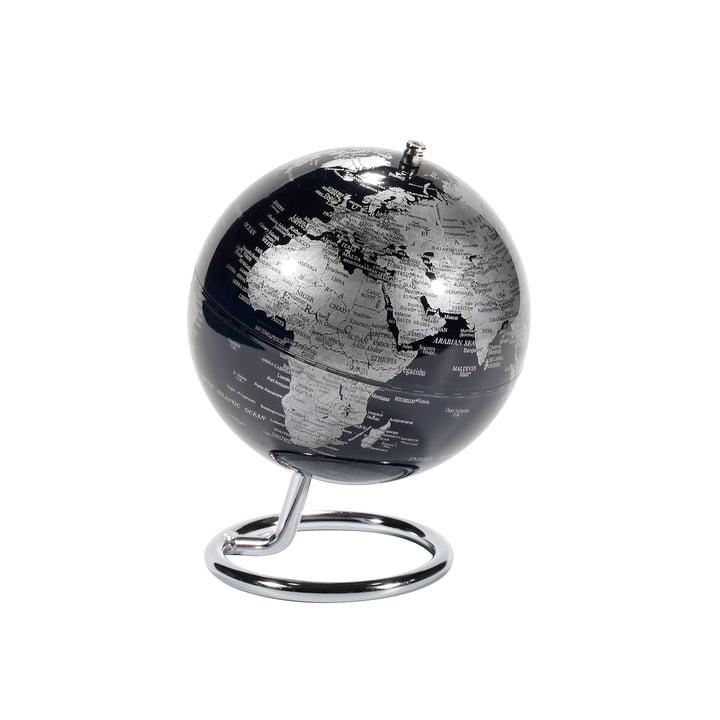 emform - Mini-globe terrestre, noir