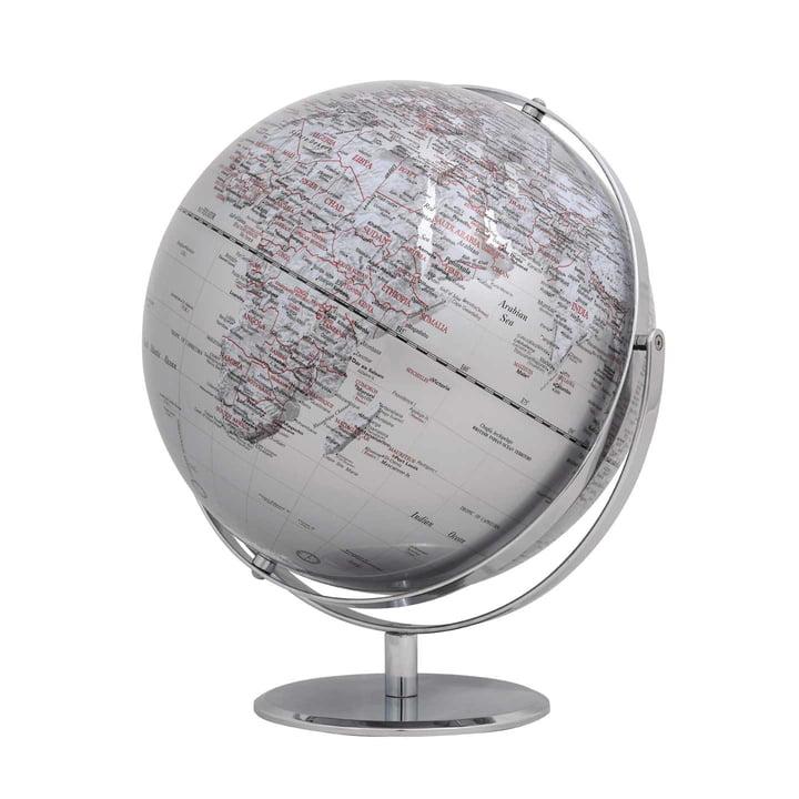 emform - Globe Juri, argenté