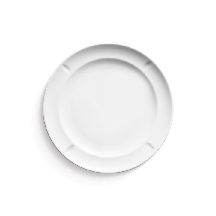 Rosendahl - Assiette Grand Cru Soft, 19 cm, blanc