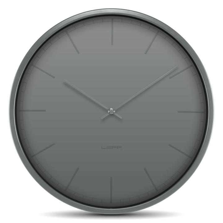 Leff amsterdam - Tone35 Horloge murale, gris