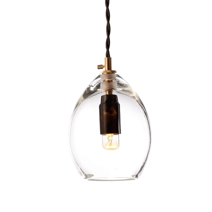 Le luminaire suspendu Northern - Unika en petit format, transparent
