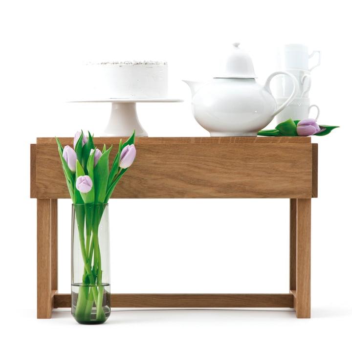 Design im Dorf - Bänkchen & Mehr, chêne - Service à thé
