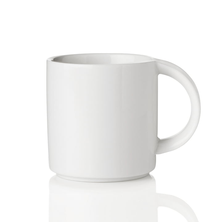 Stelton - Mug EM, blanc