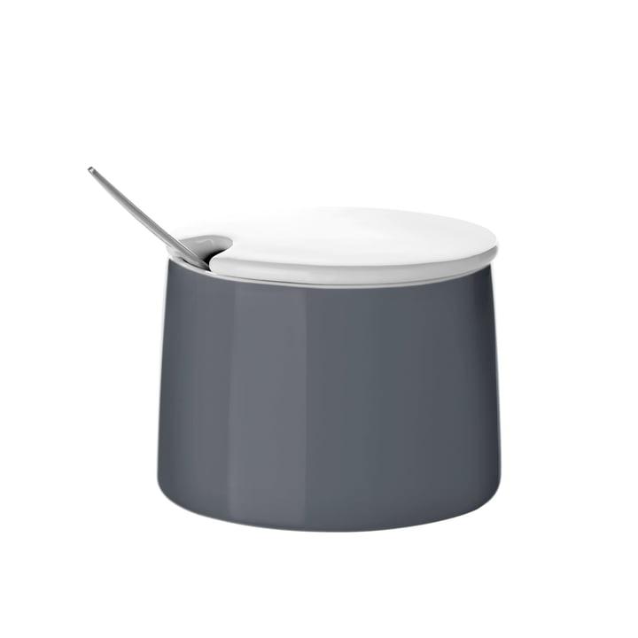 Stelton - Pot à sucre Emma, 0,2l, gris
