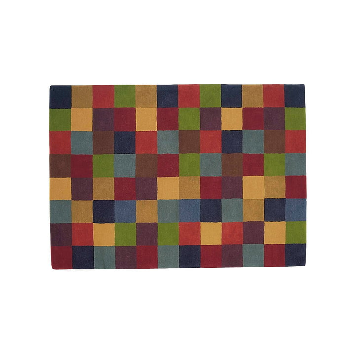 nanimarquina - Tapis Cuadros, 170 x 240 cm