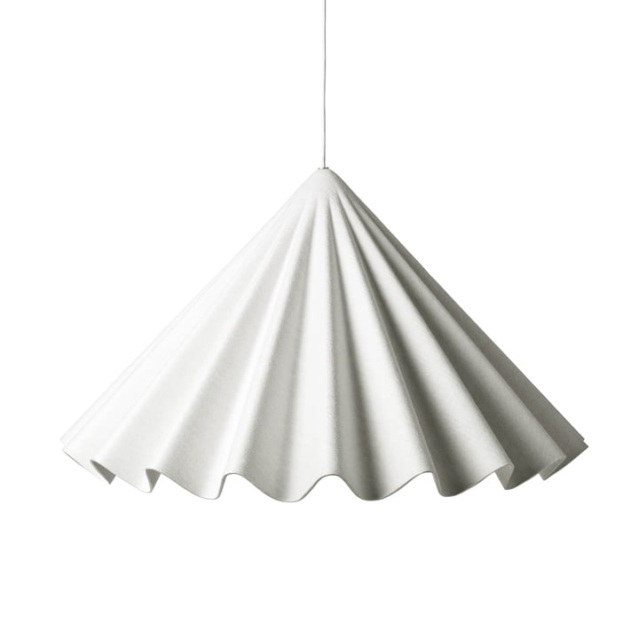 Menu - Suspension lumineuse Dancing, off white