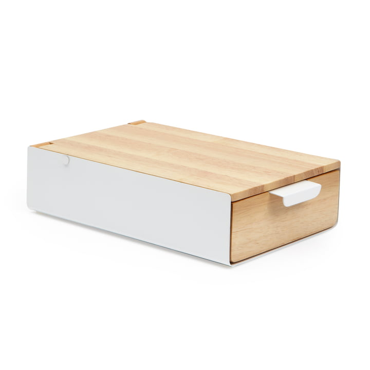 Umbra - Reflexion Box, naturel / blanc