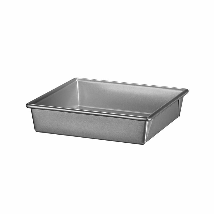 KitchenAid - Moule carré 20 x 20 x 5 cm