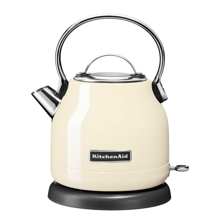 KitchenAid - Bouilloire 1,25 l (5KEK1222), almond cream