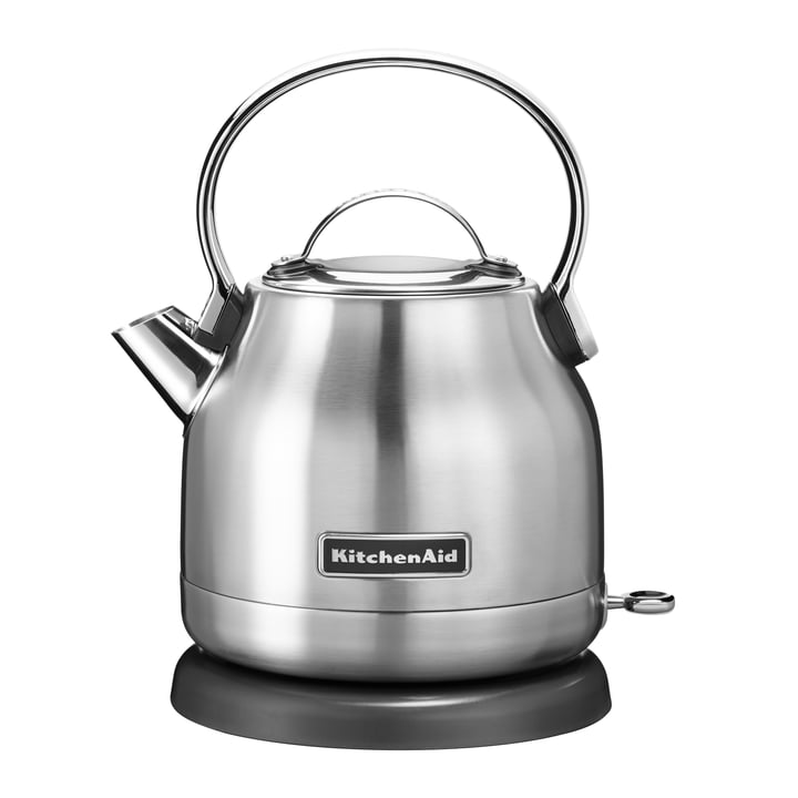 KitchenAid - Bouilloire 1,25 l (5KEK1222), acier inoxydable