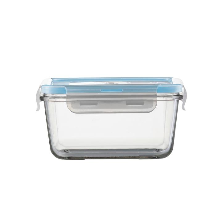 Jenaer Glas - Plat en verre avec couvercle Cucina 1200ml