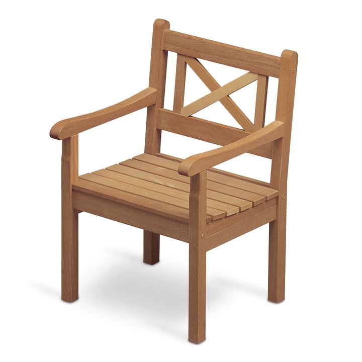 Skagerak - Skagen chaise, teck