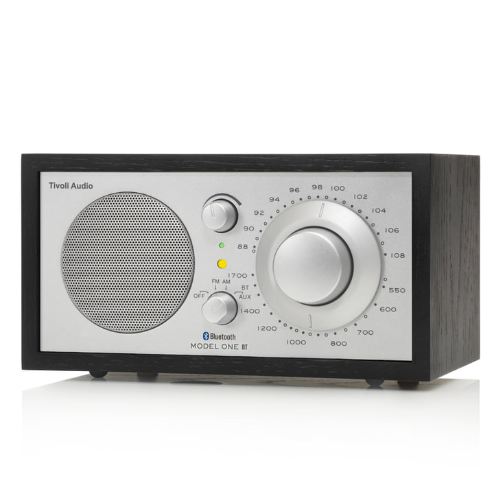 Tivoli Audio - Model One BT, noir/argent
