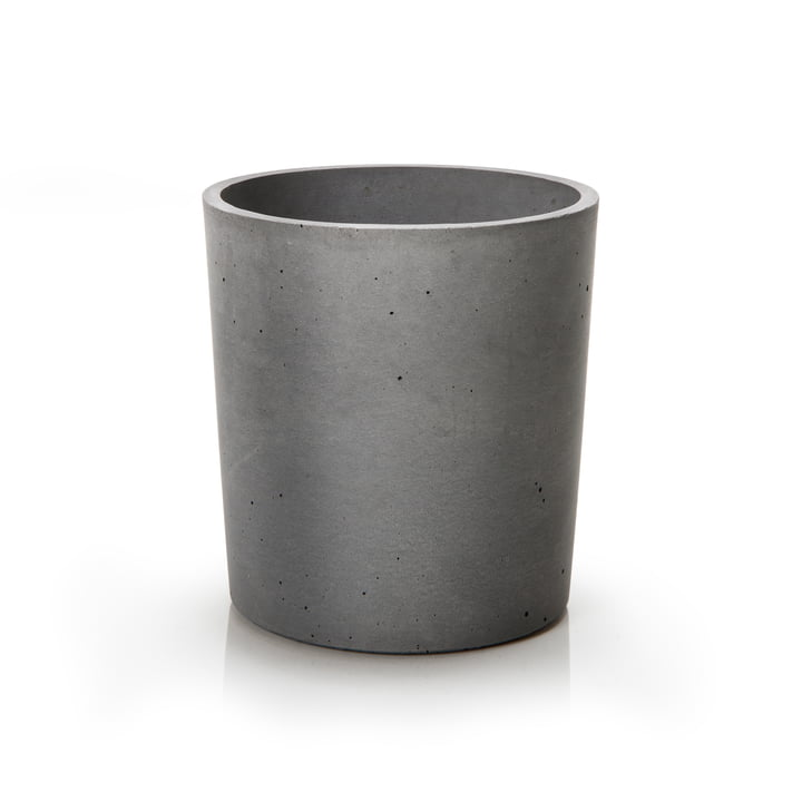 spicepot 13 de urbanature en gris béton