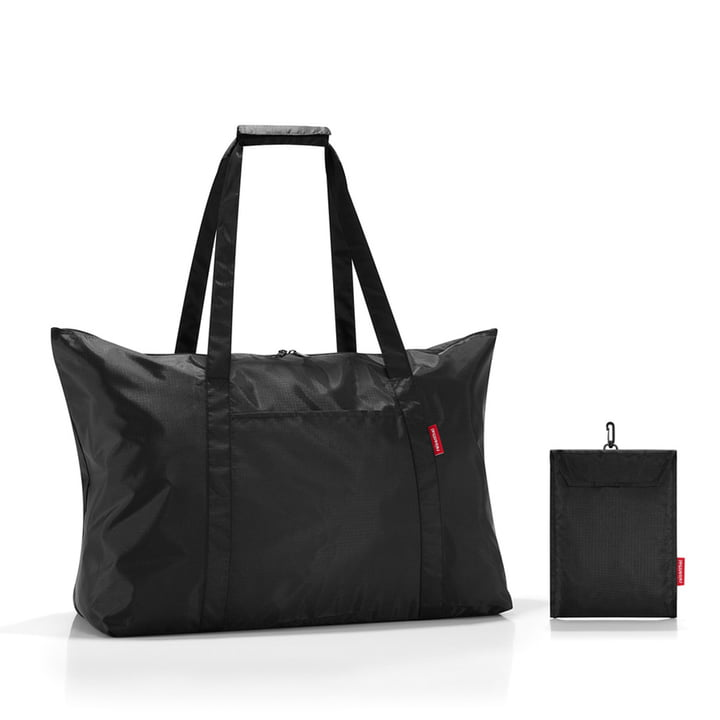 reisenthel - mini maxi travelbag, noir