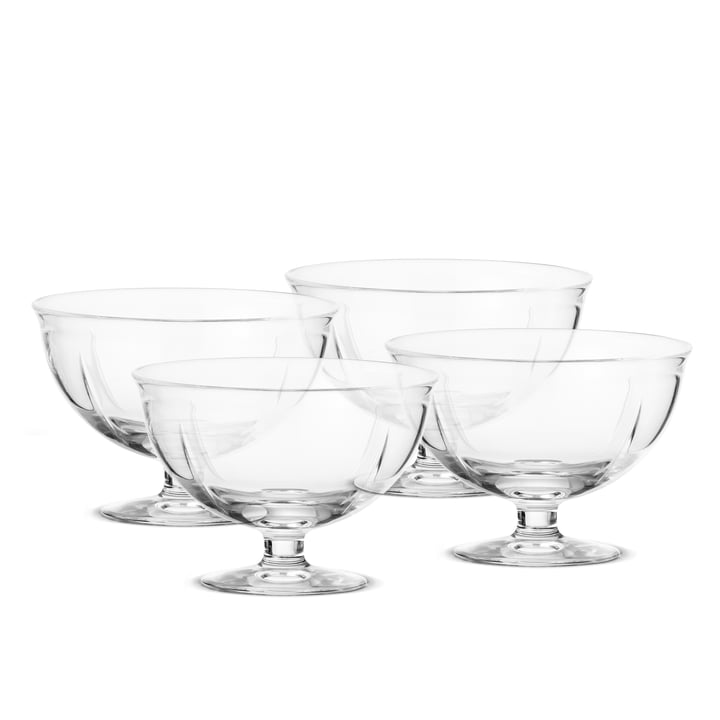 Rosendahl - Coupe à pied Grand Cru Soft, lot de 4