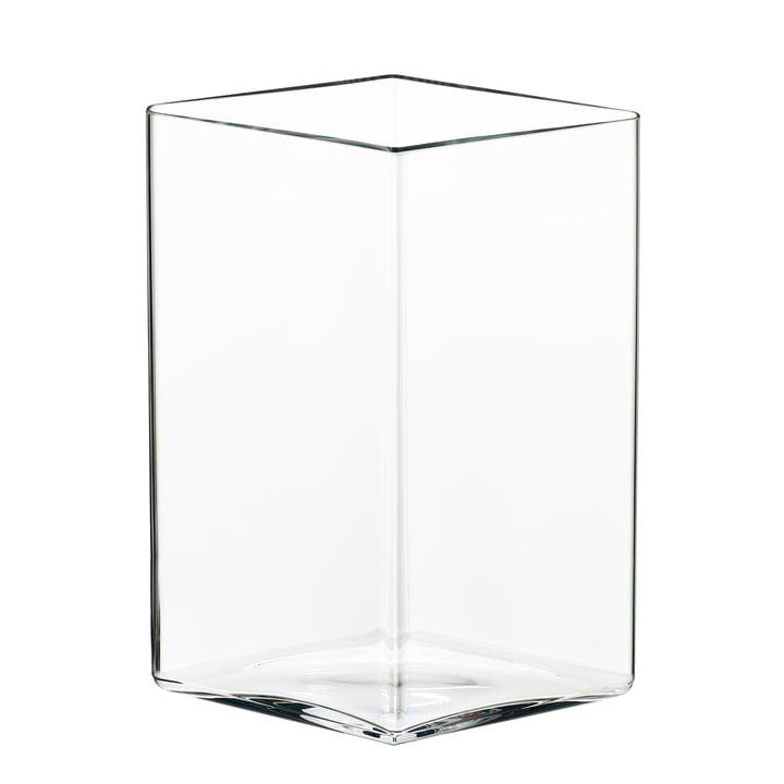 Iittala - Ruutu vase 205 x 270 mm, clair
