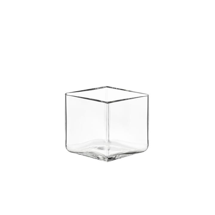 Iittala - vase Ruutu 115 x 80 mm, clair